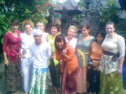 Learn Indonesian in Bali