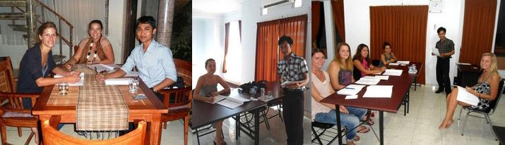 Learn Indonesian in Bali | Bahasa Indonesia Courses | Bali Bahasa